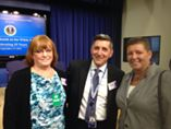 ONDCP Director Botticelli and Laurie and I